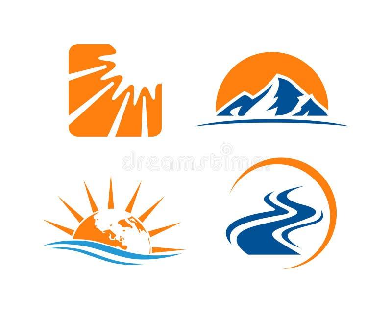 Шаблон дизайна логотипа дела дела корпоративный умный Простой и чистый плоский дизайн иллюстрации шарика