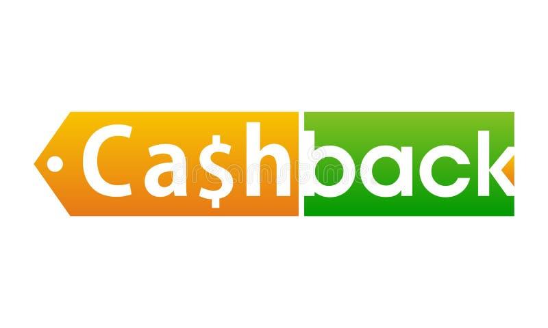 Шаблон дизайна логотипа наличных денег задний бесплатная иллюстрация