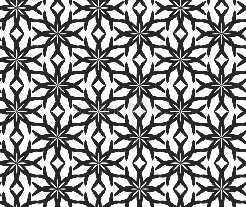 Abstract geometric pattern. Repeat elements. Seamless vector background 10 eps vector illustration