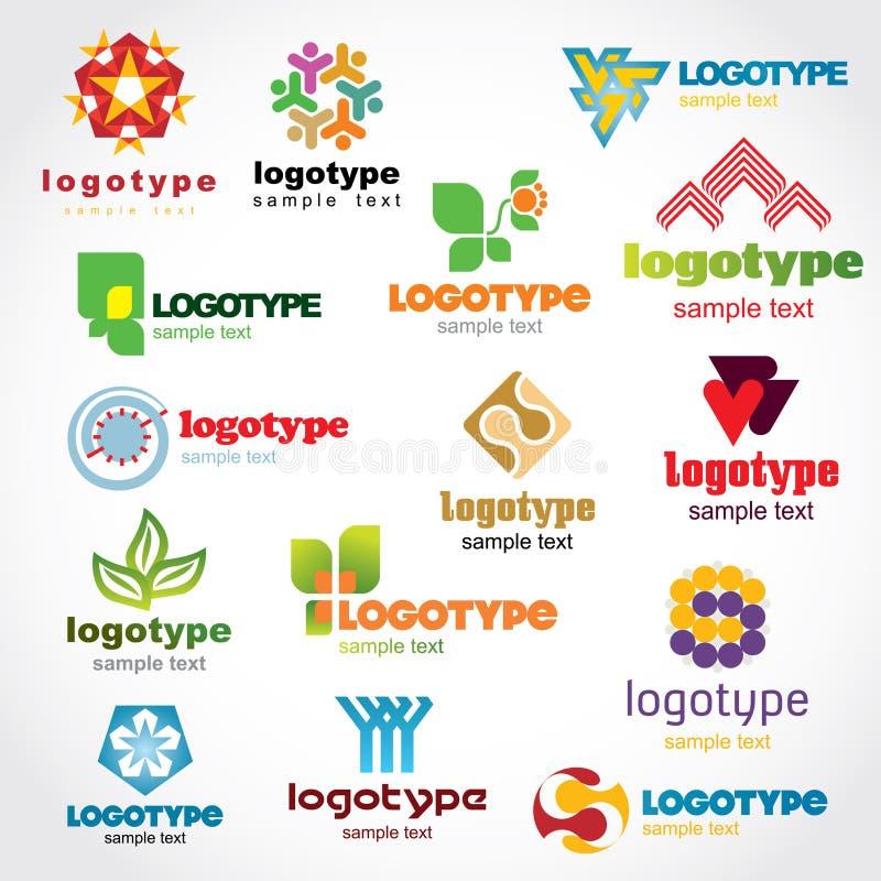 шаблон логоса бесплатная иллюстрация