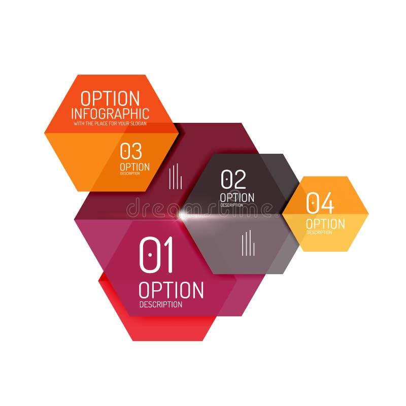Download Шаблоны Infographic современные - геометрические формы Иллюстрация вектора - иллюстрации насчитывающей интернет, выбор: 81805206