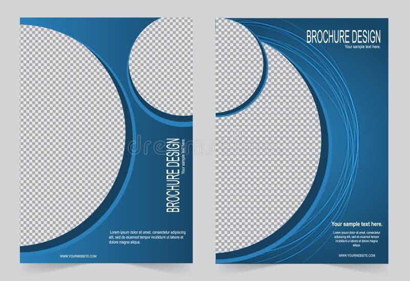 Download Шаблон брошюры, шаблон сини военно-морского флота дизайна рогульки Иллюстрация вектора - иллюстрации насчитывающей образование, конспектов: 81810728
