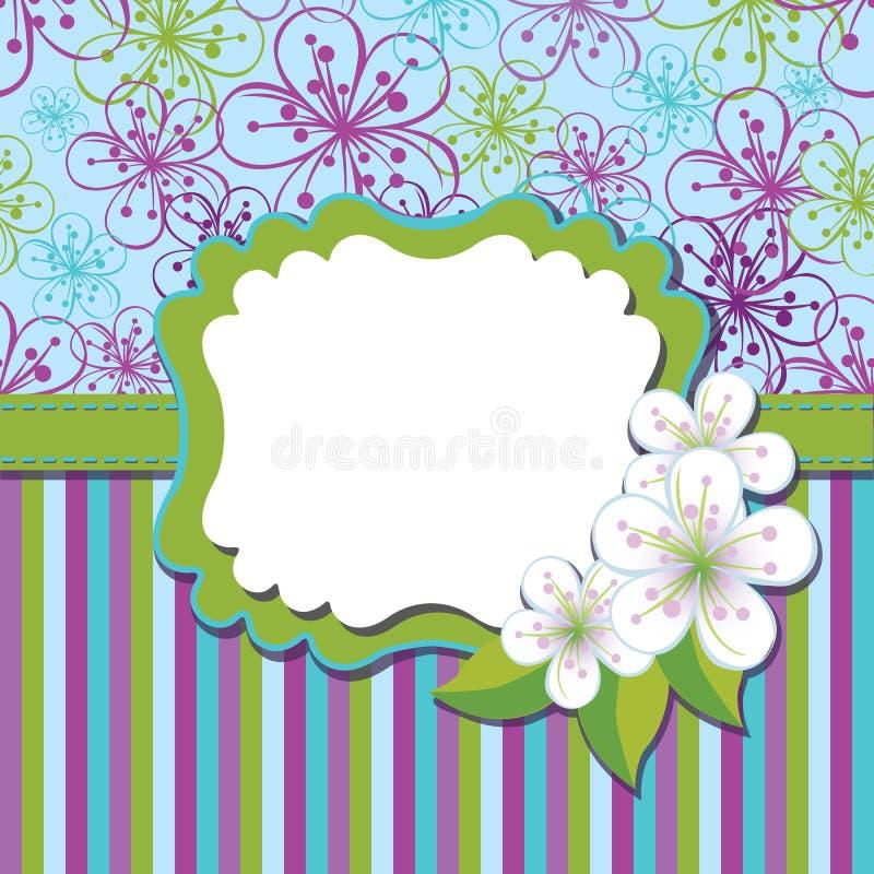Download Шаблон дизайна весны. Вишня цветет предпосылка A Иллюстрация вектора - иллюстрации насчитывающей asama, переполнять: 37927890