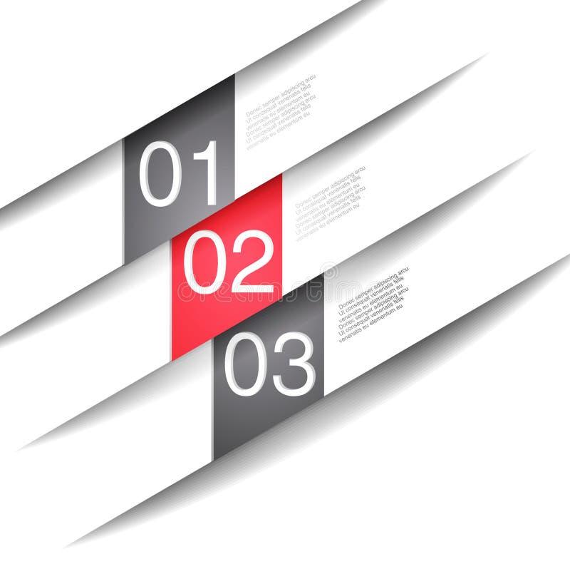 Шаблон современного дизайна иллюстрация штока