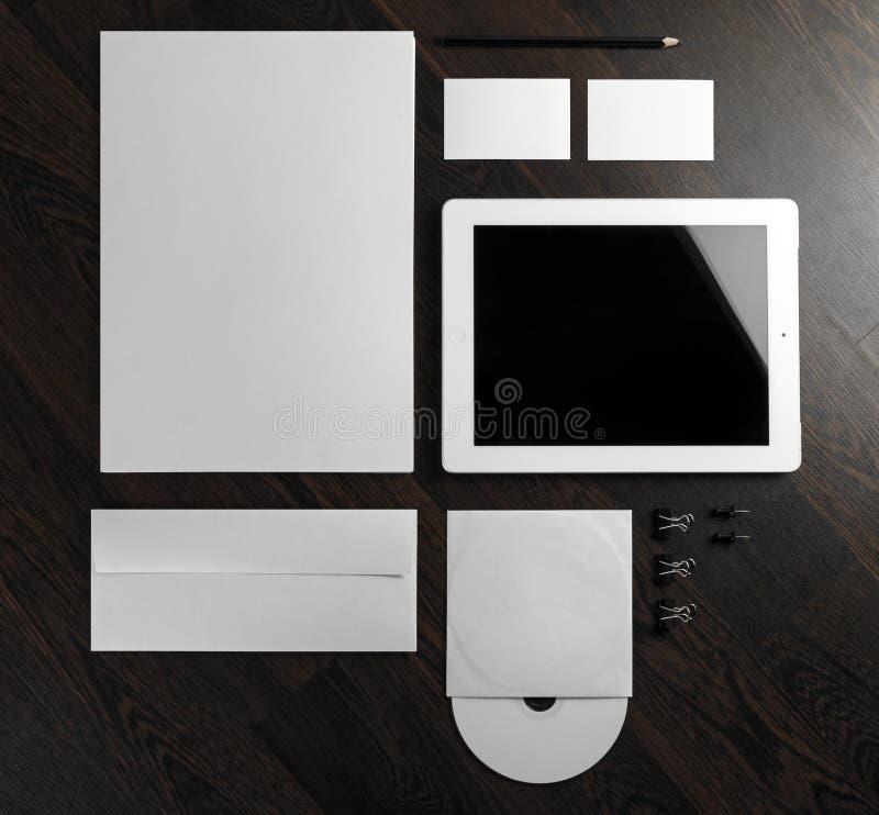 Шаблон для ID стоковая фотография