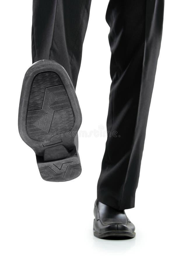 Download Шагать ноги бизнесмена стоковое фото. изображение насчитывающей передне - 37927282