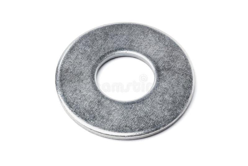 Шайба металла стоковая фотография rf