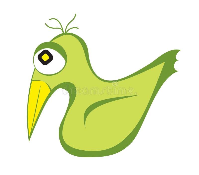 Шальная птица Стоковые Фото