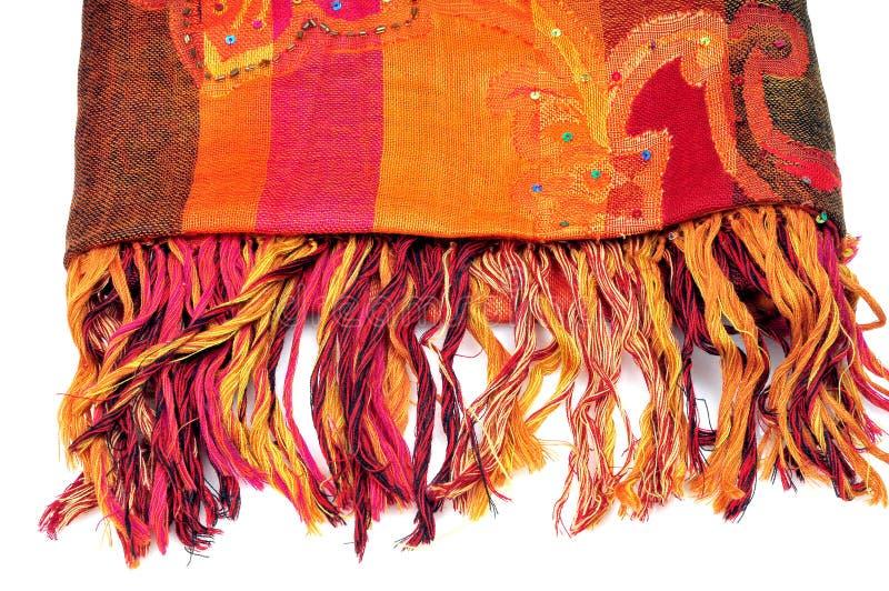 шаль pashmina стоковые фото