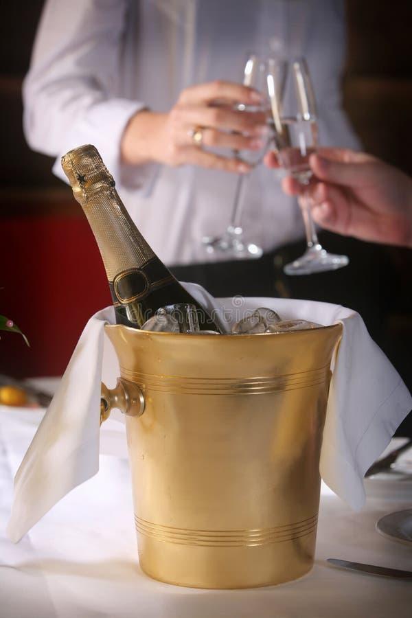 шампанское стоковое фото