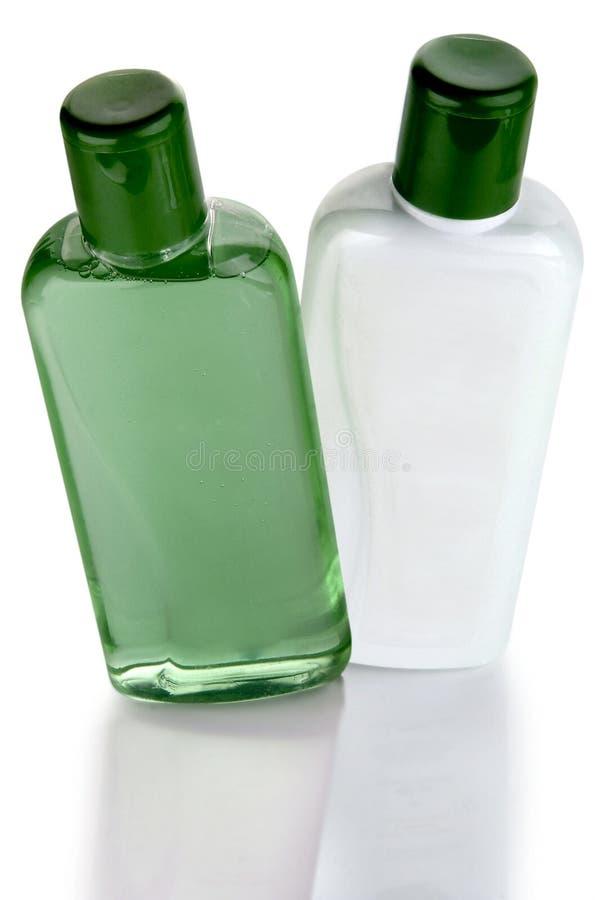 шампунь стоковое изображение rf