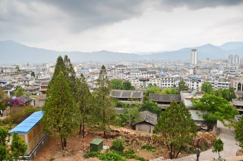 Шангри-Ла, Китай стоковые изображения rf