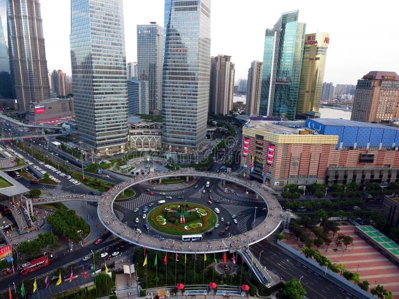 Шанхай стоковые фотографии rf