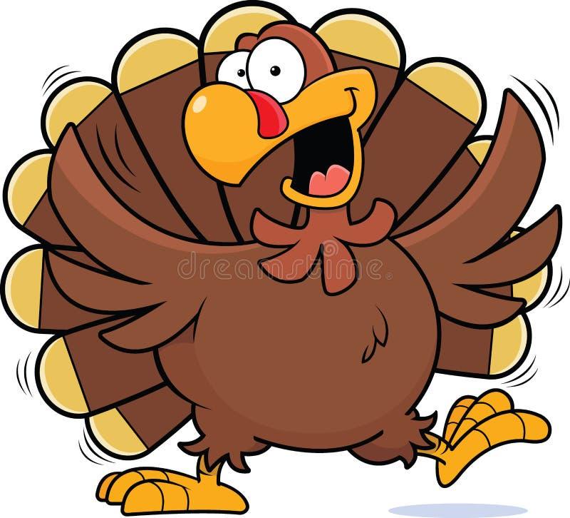 Шарж счастливая Турция бесплатная иллюстрация