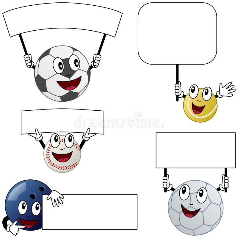 шарики 1 прикрывают спорт знаков бесплатная иллюстрация