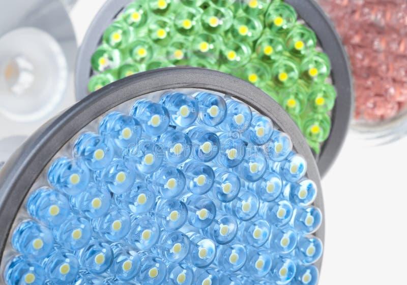 шарик вел свет стоковые изображения rf