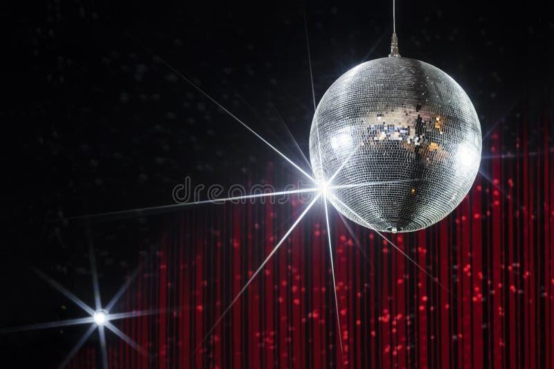 Шарик диско ночного клуба стоковые изображения
