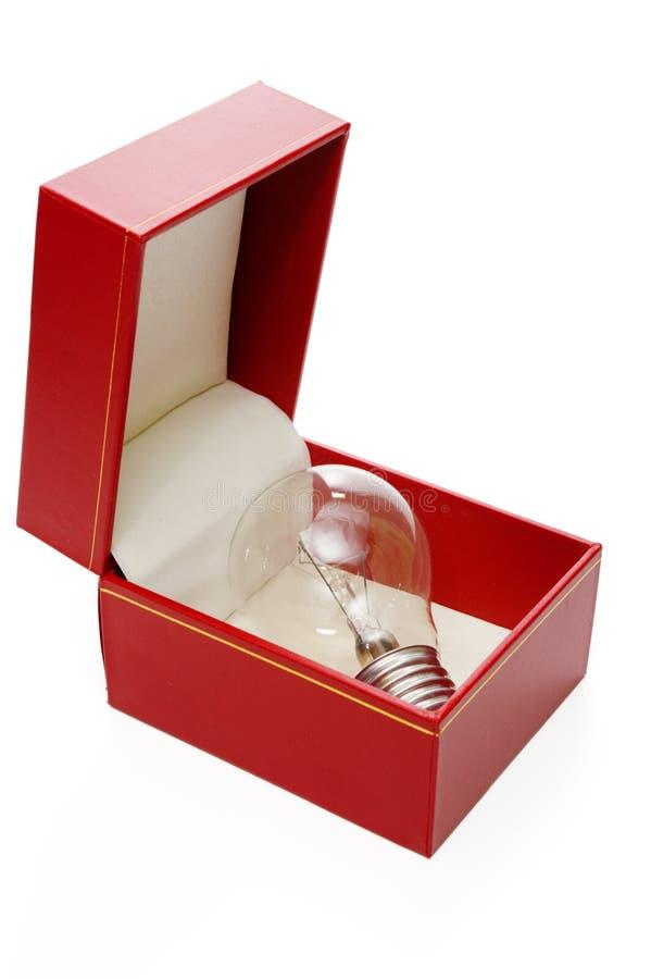 шарик коробки стоковое фото