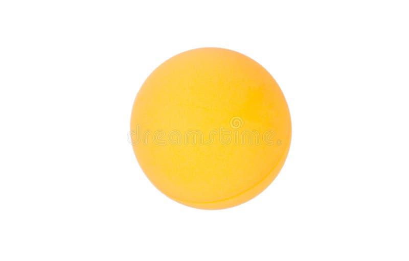 Шарик настольного тенниса стоковое изображение rf