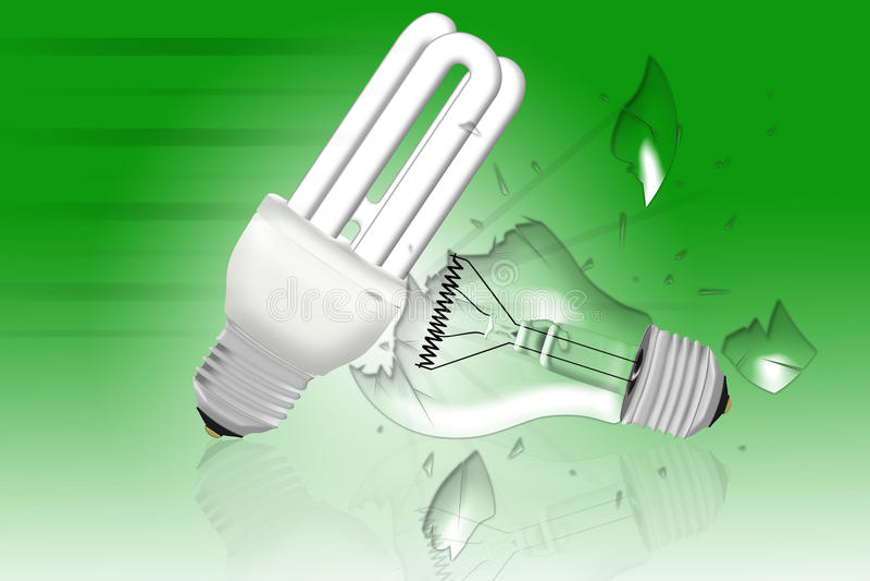 шарик разбивает сбережениа энергии светлые бесплатная иллюстрация
