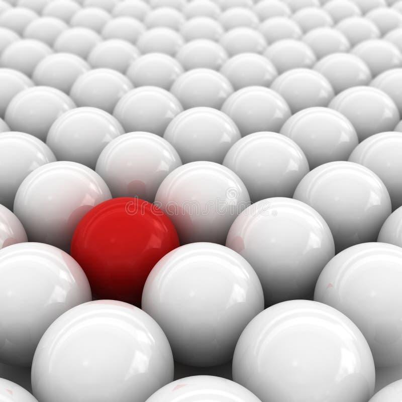 шарик различный иллюстрация штока