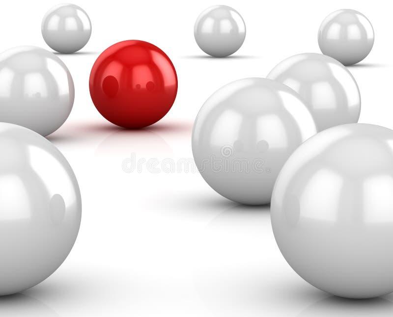 шарик различный бесплатная иллюстрация