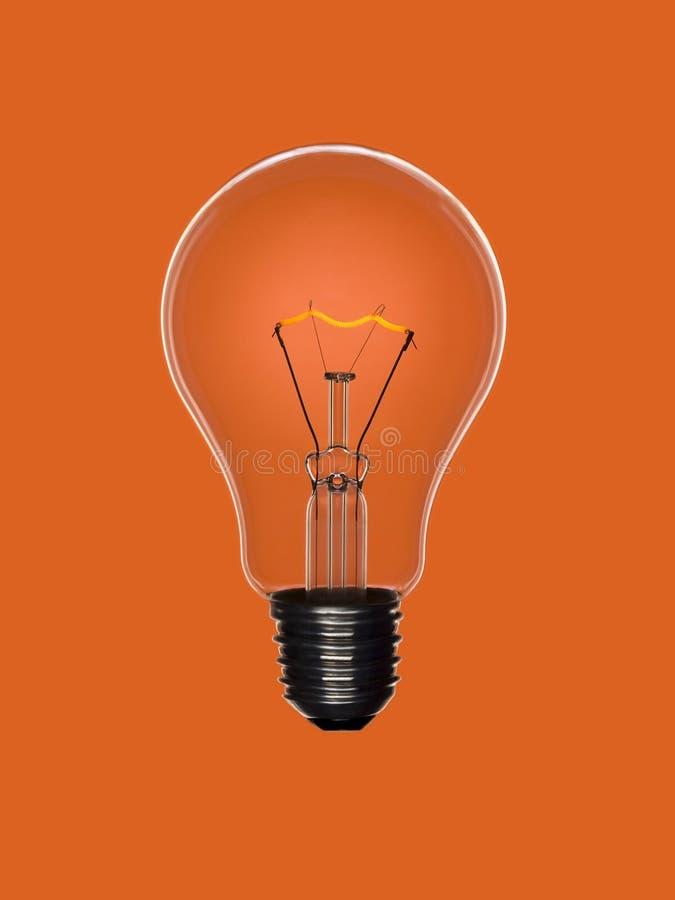 шарик светлооранжевый стоковые фото