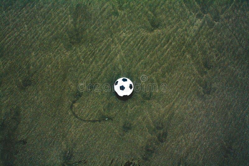 шарик сиротливый стоковое изображение rf