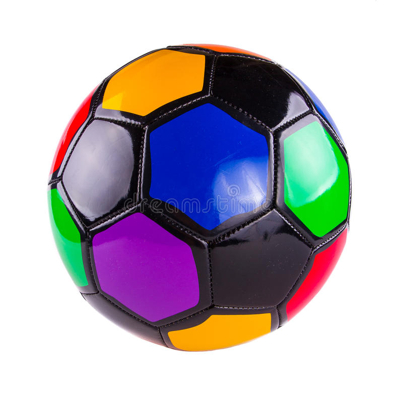 Шарик футбола стоковая фотография