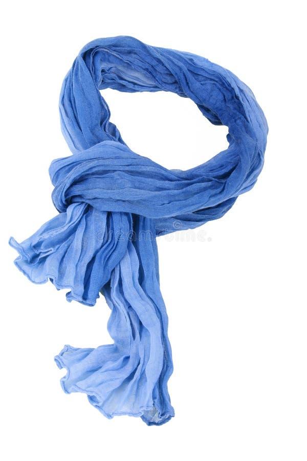 шарф хлопка стоковая фотография