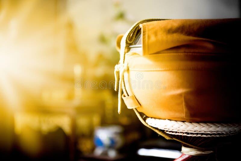 Шар милостынь ` s монаха стоковые фотографии rf