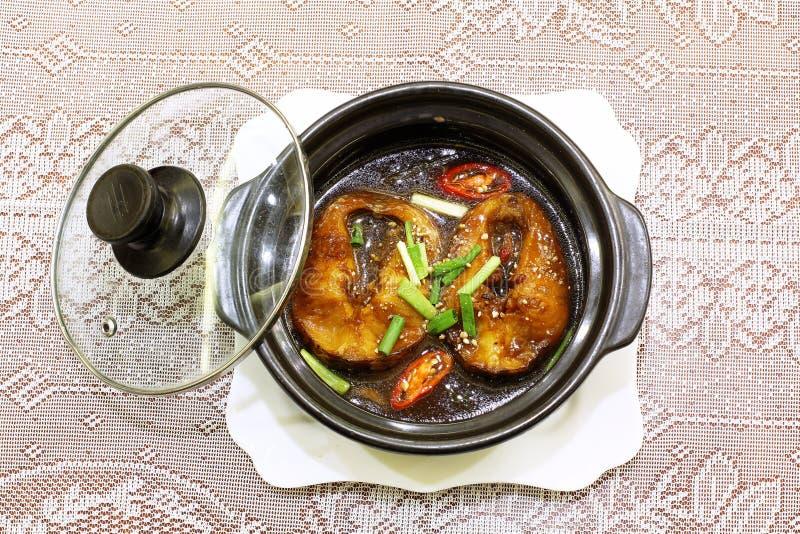 Шар рыб braised вьетнамцем стоковое фото rf