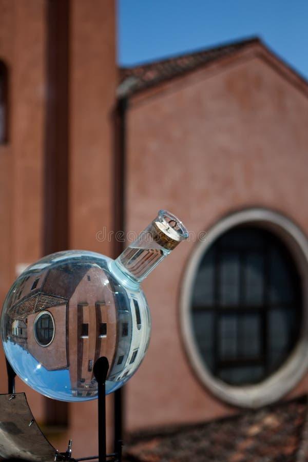 Шар церков стеклянный, Венеция, Venezia, Италия, Италия стоковые фотографии rf