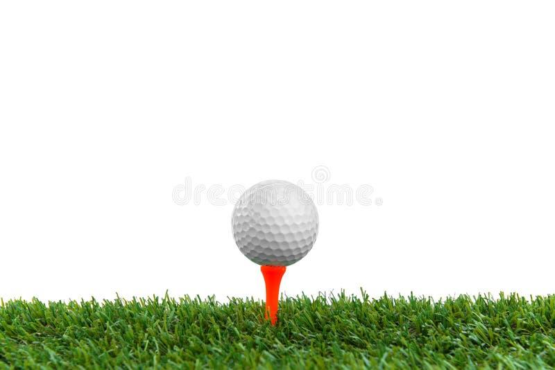 Download Шар для игры в гольф на курсе Стоковое Фото - изображение насчитывающей земля, шестерня: 33725642