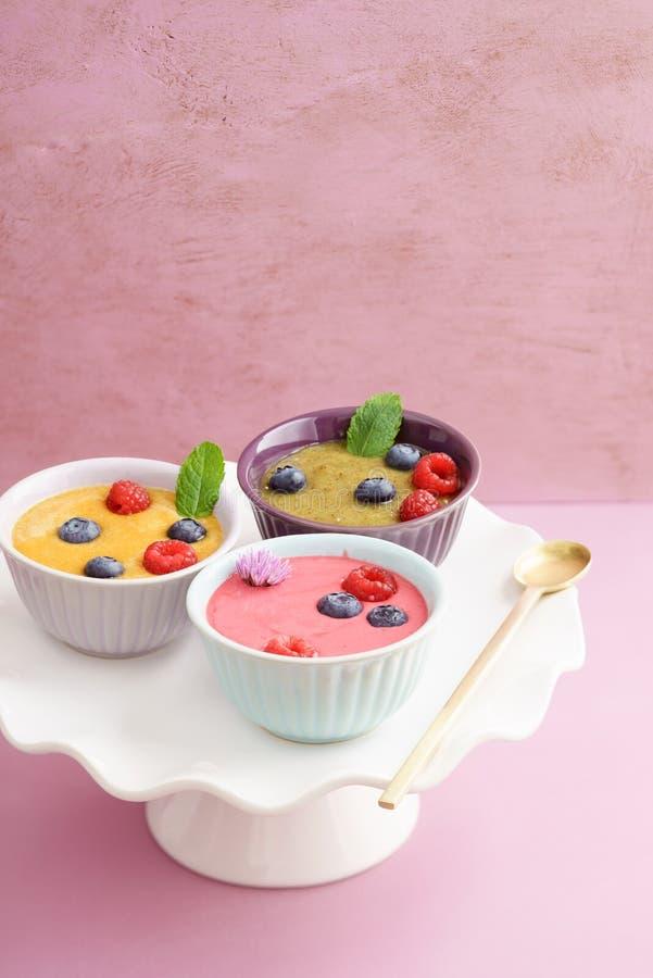 Шар smoothie поленики стоковое фото rf