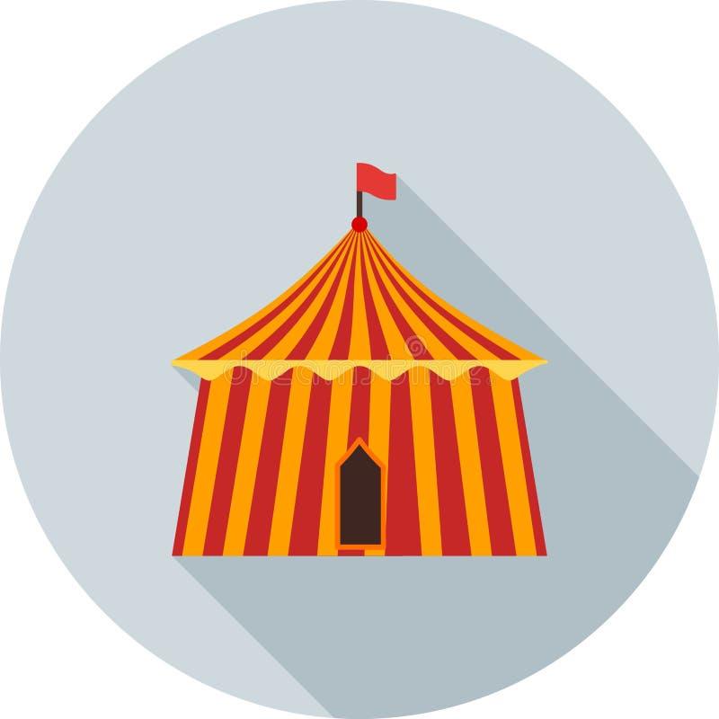 Шатер цирка i бесплатная иллюстрация