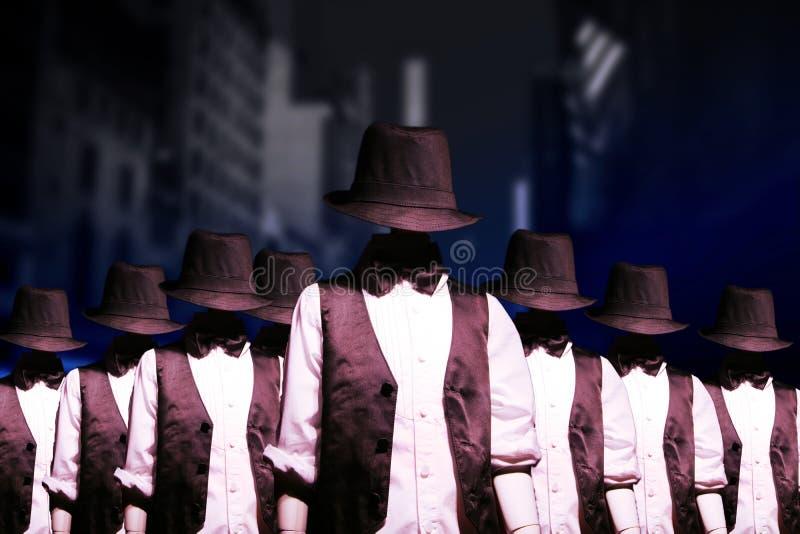 шатия бандитов стоковые изображения