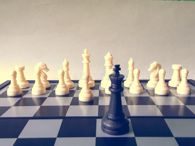Шахматы стоковая фотография