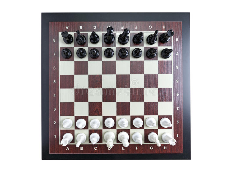 Шахматы стоковое фото rf