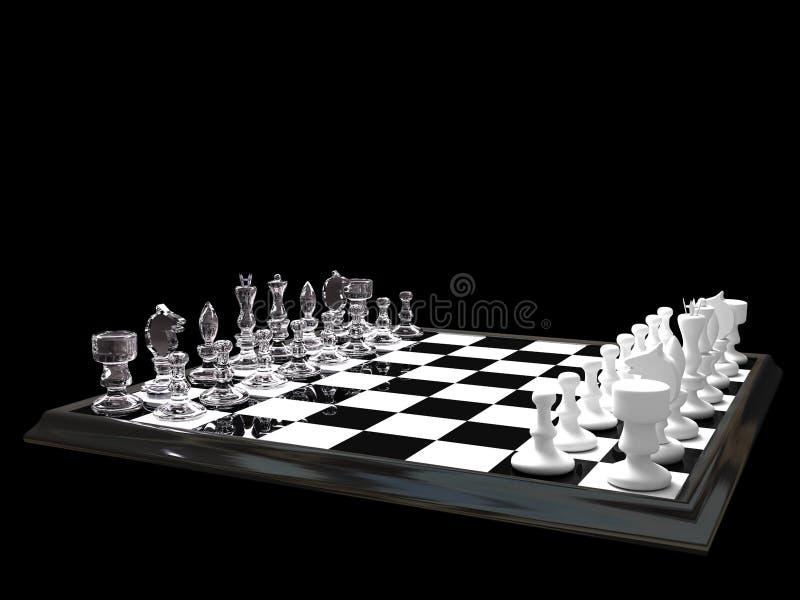 Download шахмат доски иллюстрация штока. иллюстрации насчитывающей шахмат - 6860028