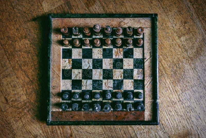 Шахмат от за рубежом стоковые фото