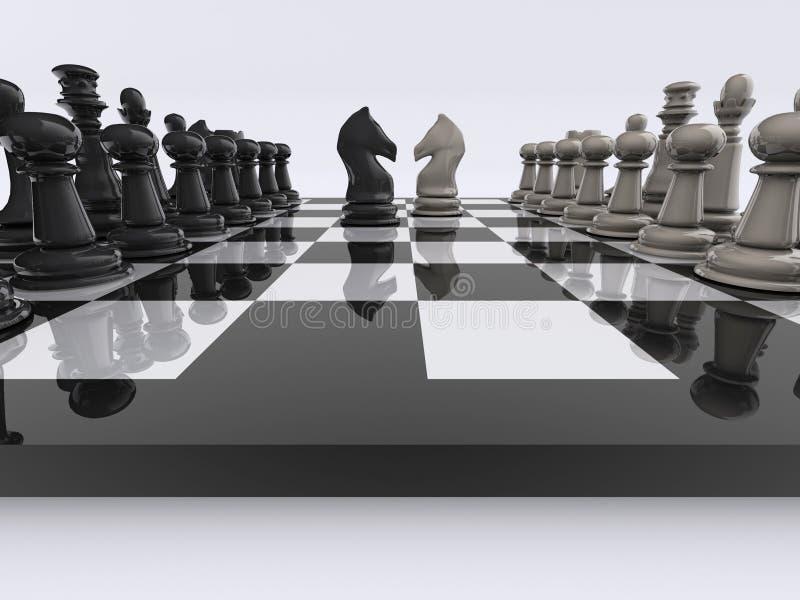 шахмат 2 бесплатная иллюстрация