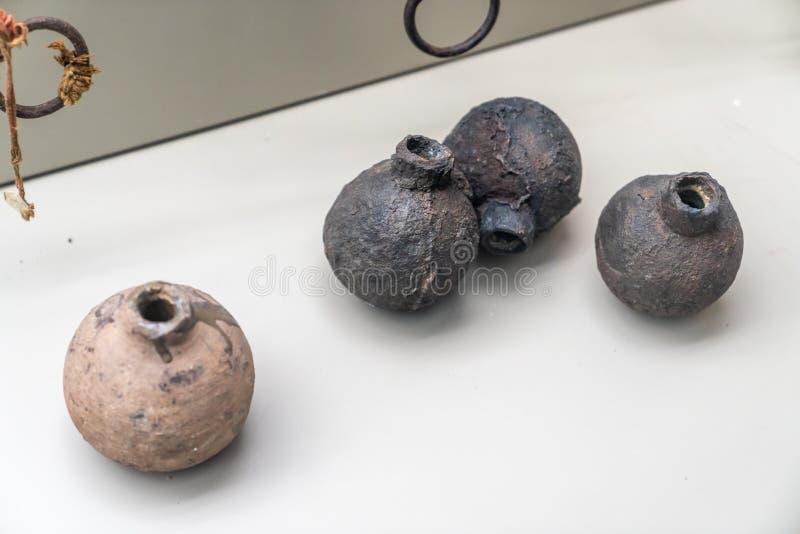 Шахты использовали во время Китая стоковые фото