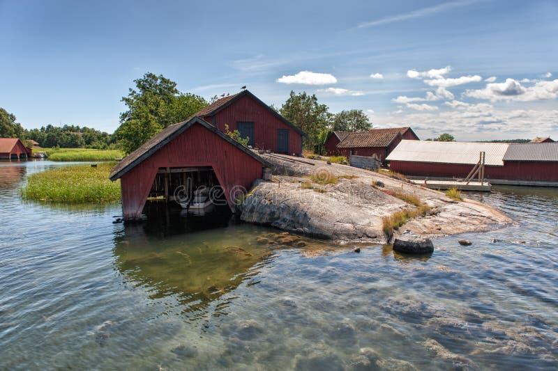 Шведское лето стоковые фото
