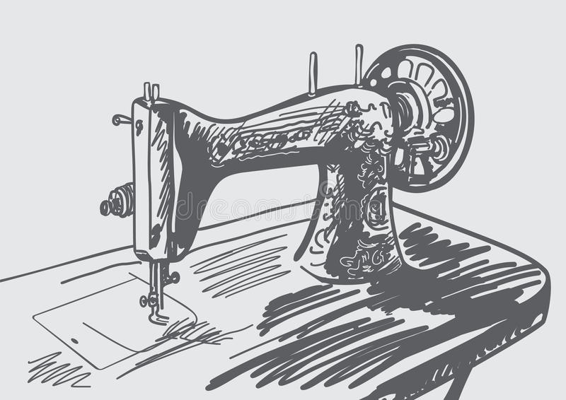 просто рисунок книгу о тряпку швейная машина фото производятся методом горячей