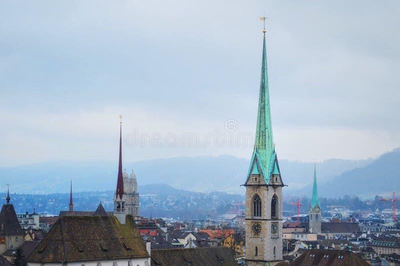 Швейцария Лозанна стоковое изображение rf