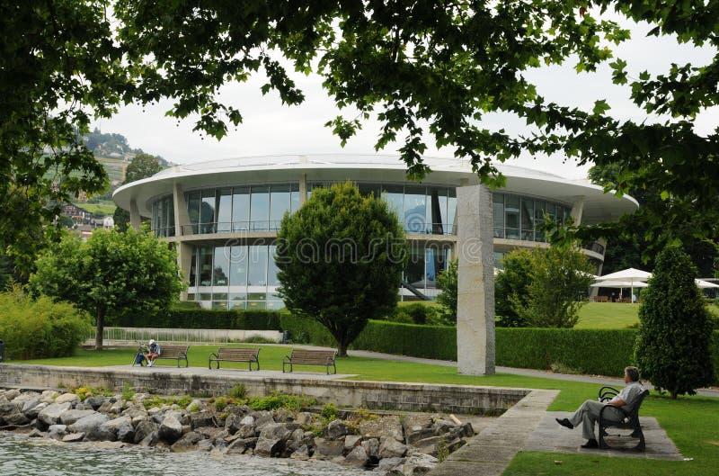 Швейцария: Управление Nestlé Еды Multi Компании в Ve стоковое фото rf