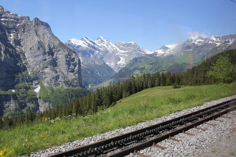 Швейцария стоковая фотография