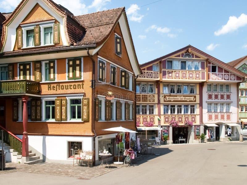 Швейцария, Appenzell стоковая фотография rf