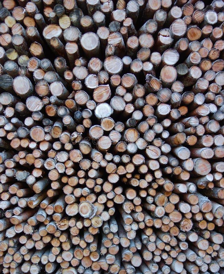 Швейцарца разжигать деревянный стог стоковые фотографии rf
